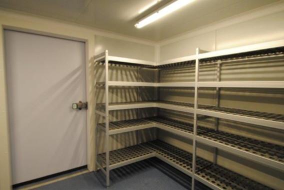 Cámara de refrigeración, frigorífica y congelación para la industria farmacéutica ICH-FDA